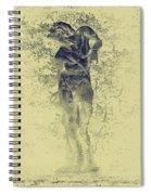 Boboli Gardens #3, Florence Spiral Notebook