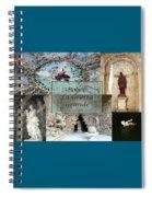 Boboli La Grotta Grande 2 Spiral Notebook