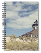Boca Grande Lighthouse Spiral Notebook