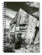 Bodie Barn Spiral Notebook