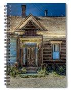 Bodie House Spiral Notebook