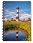 Bodie Reflection Spiral Notebook
