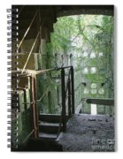 Bodmin Gaol Cornwall England Spiral Notebook