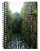 Bodmin Gaol Spiral Notebook