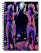 Body Scan Spiral Notebook