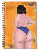 #bodypositive Spiral Notebook