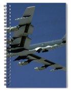 Boeing B-52 Stratofortress, 1950s Spiral Notebook