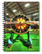 Boeing P-26a Spiral Notebook