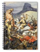Boers And Natives Spiral Notebook