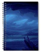 Boid Spiral Notebook