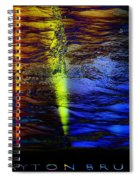 Boiling Colors Spiral Notebook