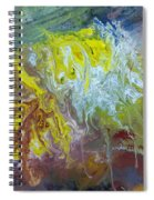 Boiling Over Spiral Notebook