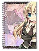 Boku Wa Tomodachi Ga Sukunai Spiral Notebook