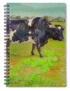 Bold Beauty Spiral Notebook