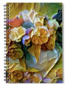 Bold Bouquet Spiral Notebook