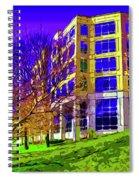 Bold Facade Spiral Notebook
