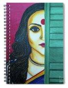 Bold Yet Beautiful Spiral Notebook