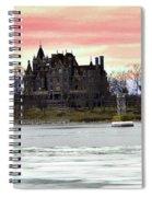Boldt Castle 12  Spiral Notebook