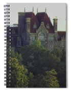 Boldt Castle 22 Spiral Notebook