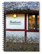 Bomhuset Spiral Notebook