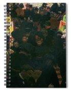 Bon Marche 1898 Spiral Notebook