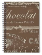 Bon Mots Spiral Notebook