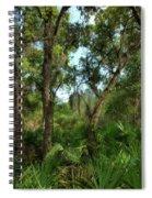 Bon Secour Trail Spiral Notebook