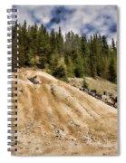 Bon Ton Mine Ruins Spiral Notebook