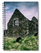 Bonamargy Friary Spiral Notebook