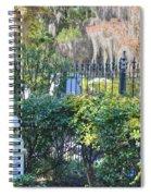 Bonaventure's Gracie Spiral Notebook