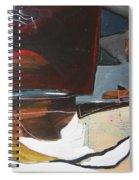 Bonavista At Dusk Spiral Notebook