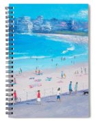 Bondi Beach Summer Spiral Notebook