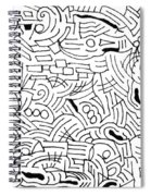 Bonding Spiral Notebook