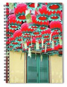 Bongeusa Temple In Seoul Spiral Notebook