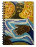 Bongo Man II Spiral Notebook