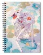Bonheur En Pot 03 - S02a Spiral Notebook