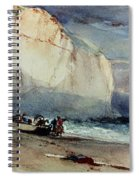 Bonington, Cliff, 1828 Spiral Notebook
