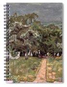 Bonnard: Balcony, 1909-10 Spiral Notebook