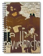 Bonnard Revue 1894 Spiral Notebook