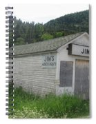 Bonne Bay2 Spiral Notebook