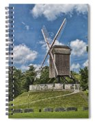 Bonne Chiere Windmill Spiral Notebook
