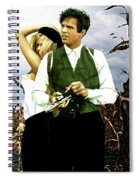Bonnie And Clyde Spiral Notebook