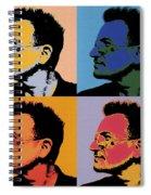 Bono Pop Panels Spiral Notebook