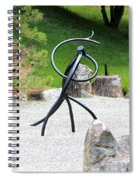 Bonsai Roots 2 Spiral Notebook