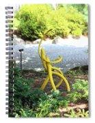 Bonsai Roots 3 Spiral Notebook