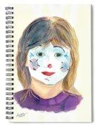 Bonsette - IIi  Inner Child Spiral Notebook