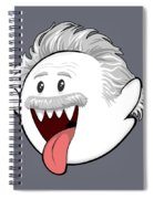 Boo-stein Spiral Notebook