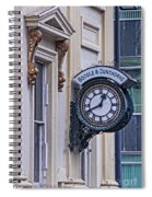 Boodle And Dunthorne - Liverpool Spiral Notebook
