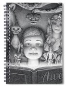 Book Club Spiral Notebook