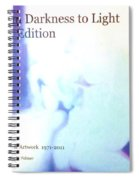 Book From Darkness To Light 2nd Edition Spiral Notebook